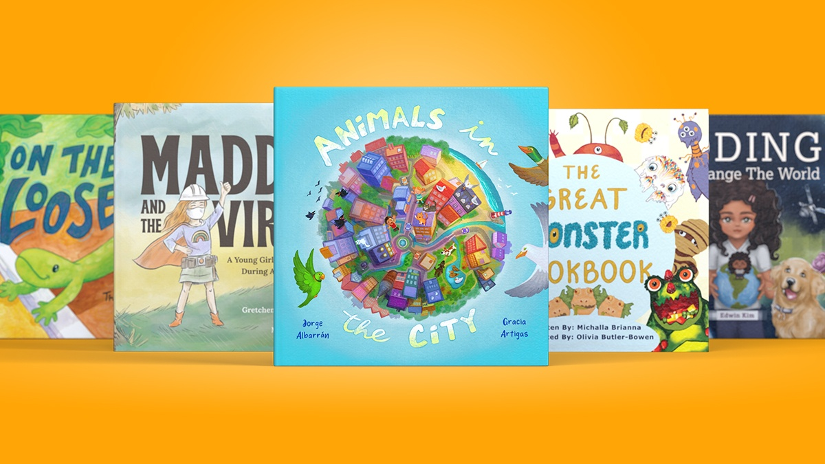 Children's Publishing Header