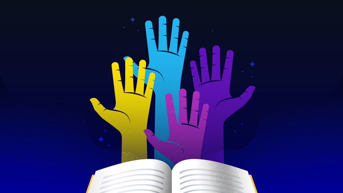 How self-publishing supports marginalized communities Blog Graphic