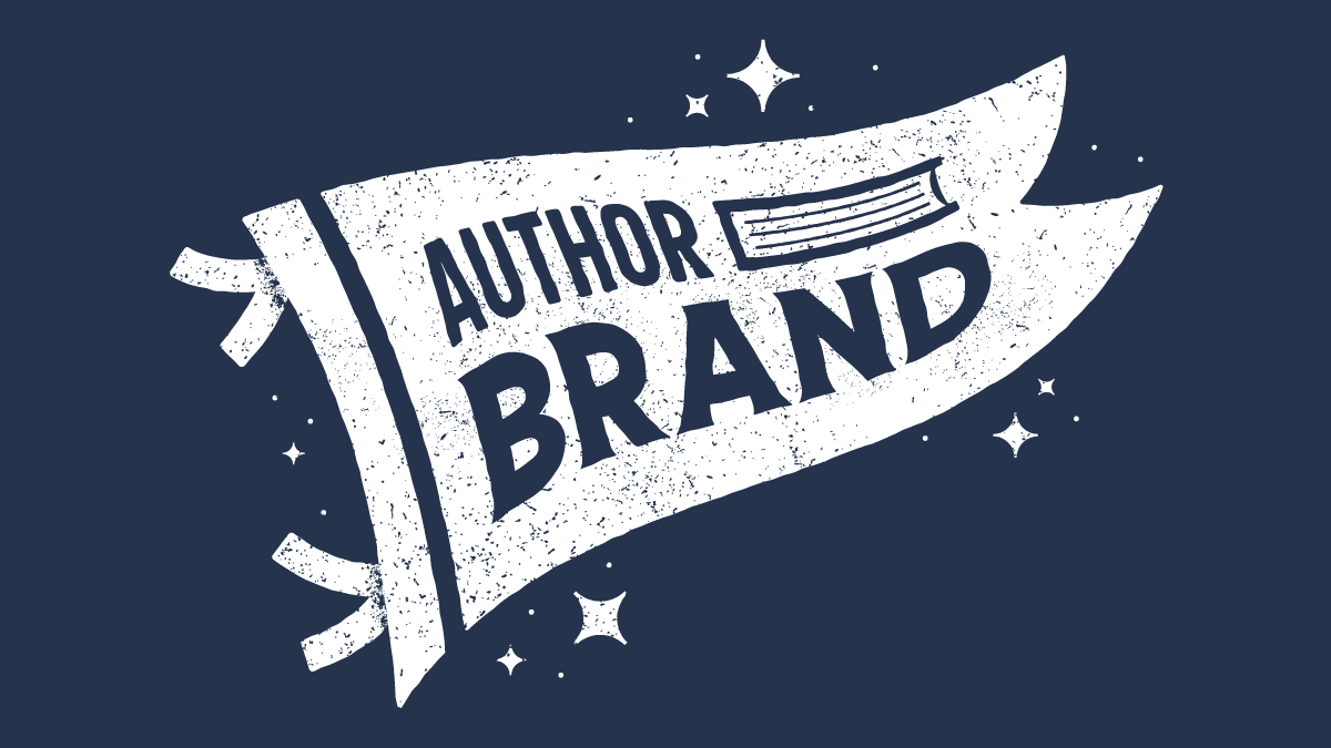 What is an Author Brand? - Blog Header Grahpic