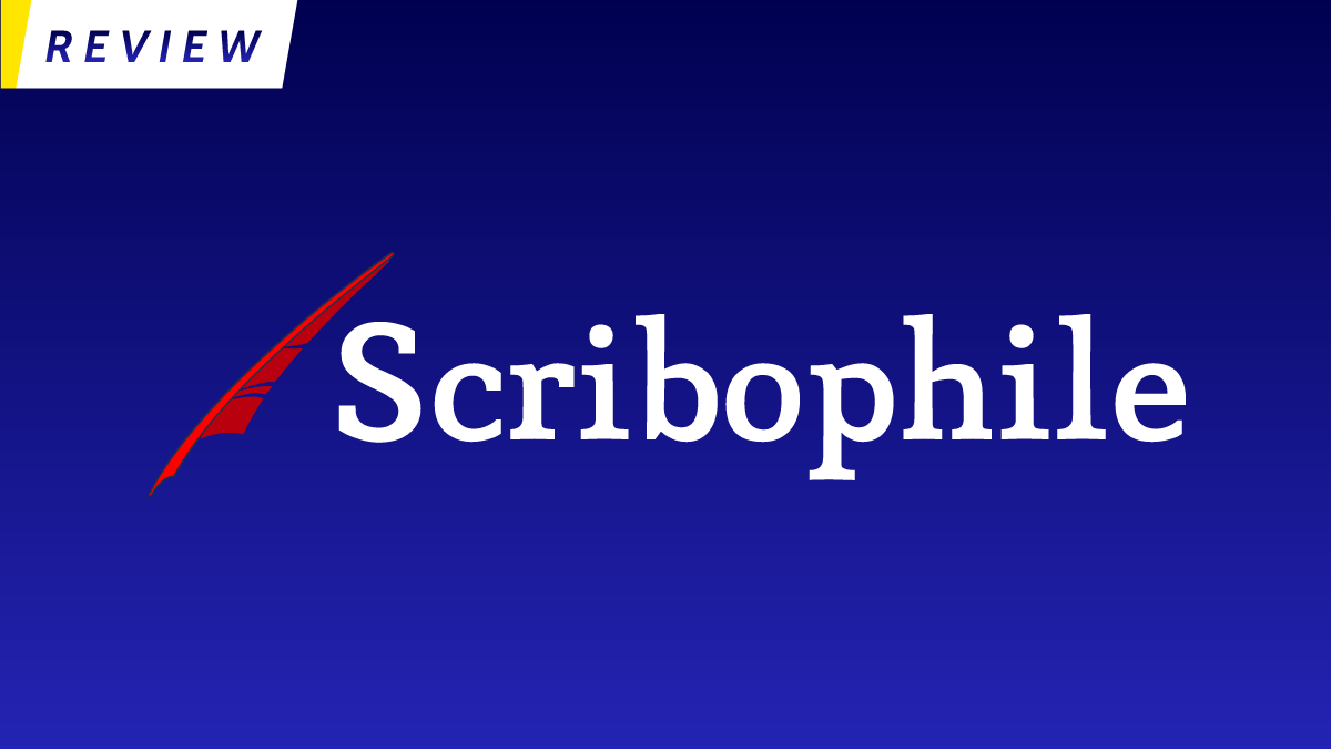 Scribophile: Beta Readers And Online Community for Authors - Blog Graphic Header