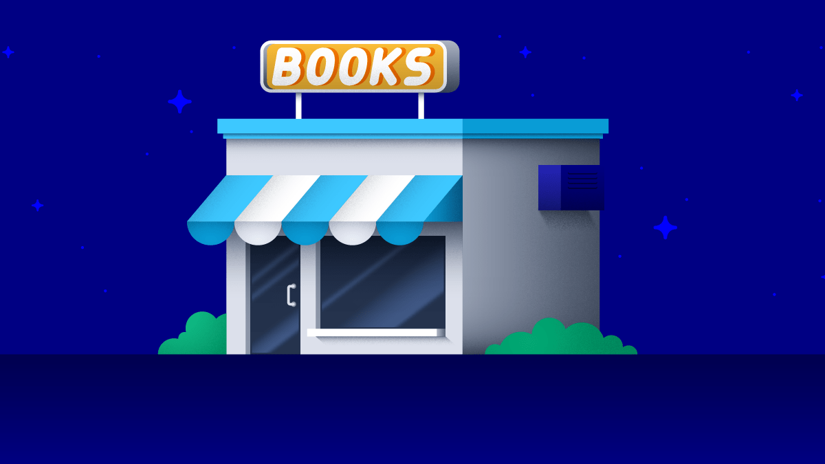 Selling Your Book On Consignment blog graphic