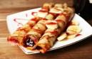 Berry Jam Pancakes