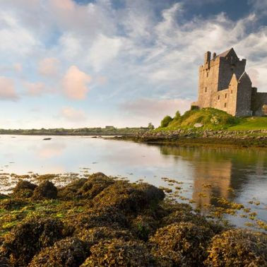 Dunguaire Castle in Ireland
