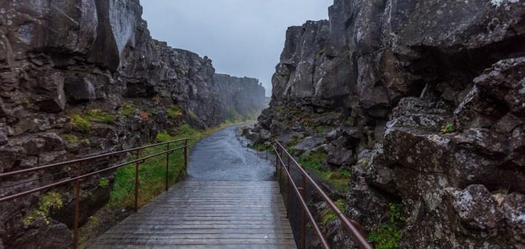Thingvellir National Park Tectonic Plates