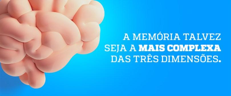 A memoria talvez seja a mais complexa das tres dimensoes - Blog da M2BR