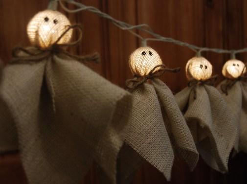 Halloween fantomes