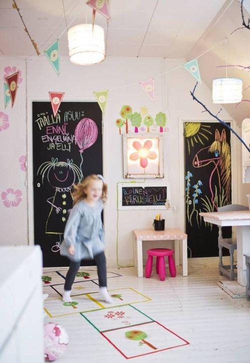 chambre d'enfant1