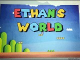 Ethan's World canvas printed by Vista Print