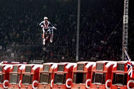 Evel-Knievel-Wembley-Estádio