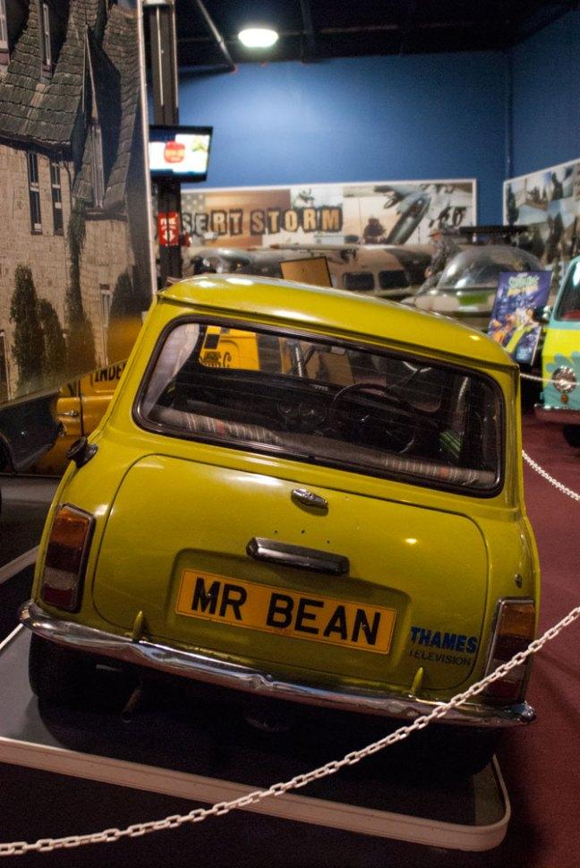 Miami Auto Museum - Dezer Collection Mr Bean