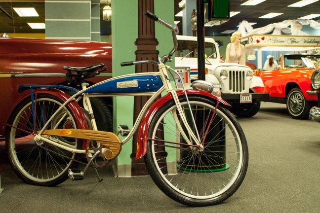Miami Auto Museum - Dezer Collection Bike Schwinn