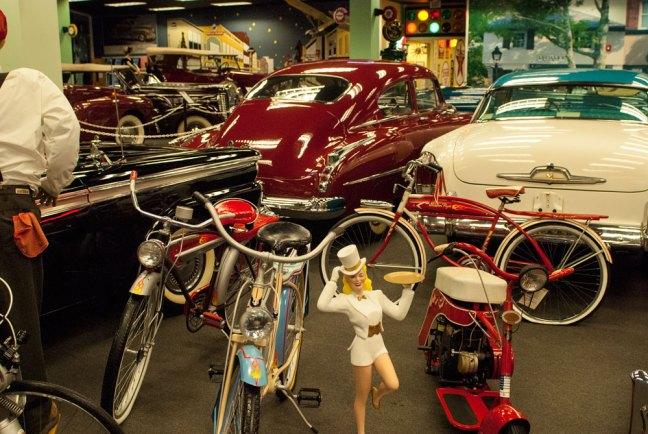 Miami Auto Museum - Dezer Collection bicicletas