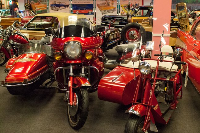 Miami Auto Museum - Dezer Collection Motos