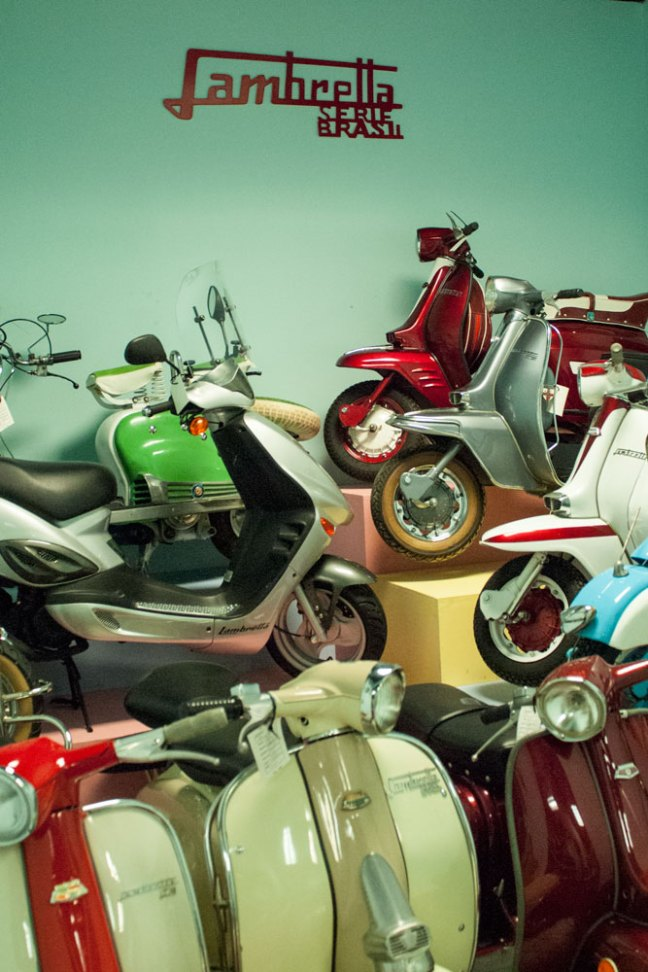 Miami Auto Museum - Dezer Collection Lambretta