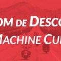 cupom de desconto machine cult