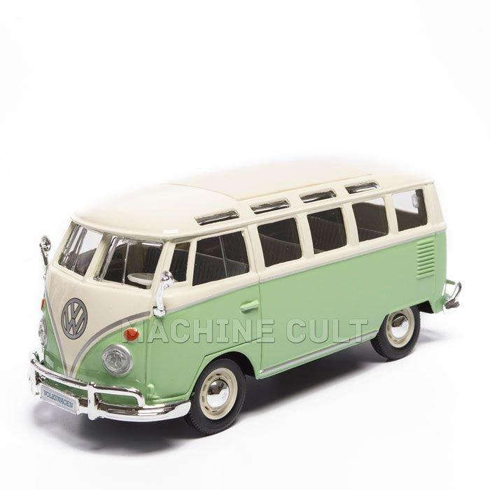 Miniatura Vintage Kombi Volkswagen