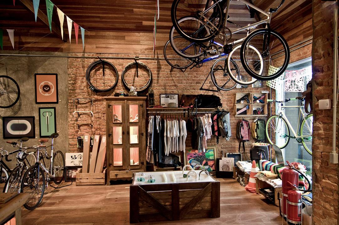 Decoração vintage para ambientes comerciais