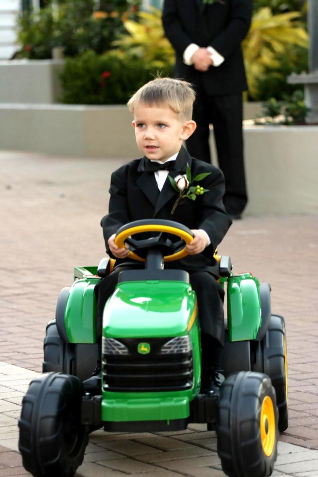 John Deere Weddings