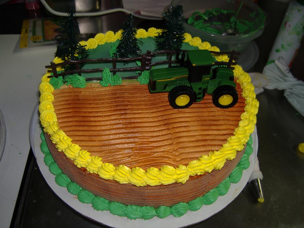 Happy Birthday! John Deere Style