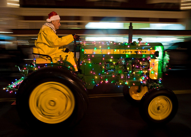 Have A Very John Deere Christmas This Year