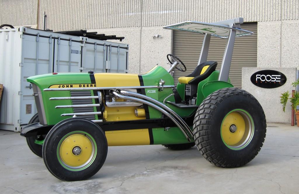 Legendary John Deere 4020 Tractor Pictures