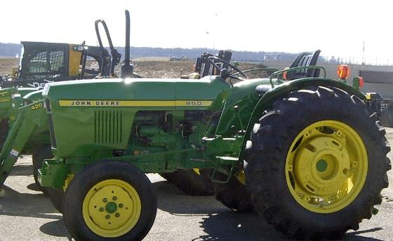 John Deere 950 Tractor Capacity Key Facts Every Operator