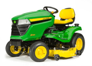 How Can the John Deere X320 Boost Efficiency Around Your