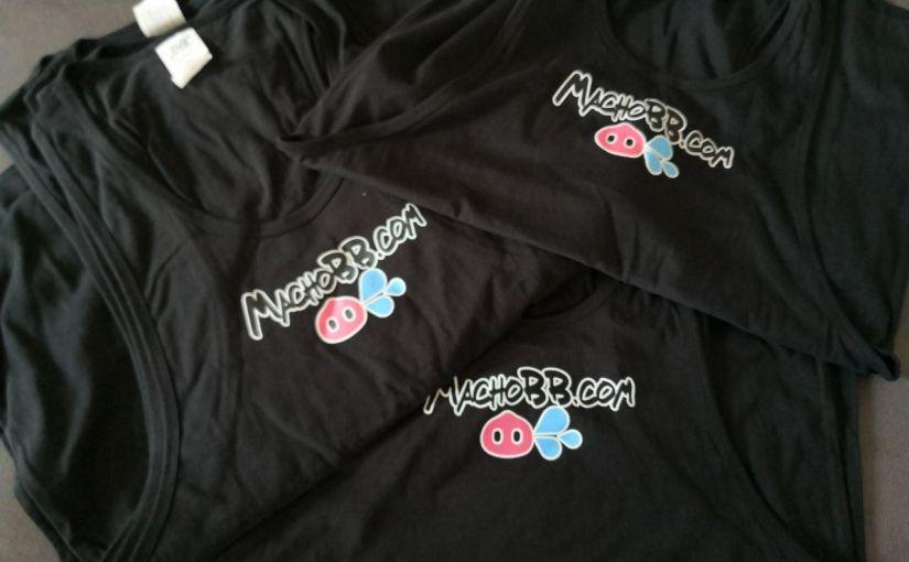 Ganadores del sorteo de 10 camisetas MachoBB
