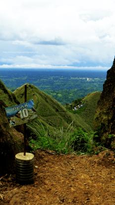 Mt Batulao - Peak 10
