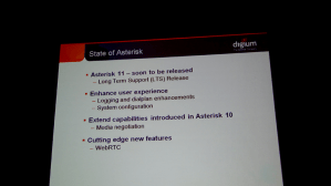 Astricon 2012: State of Asterisk