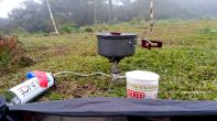 Mt Ugo Meal Preparation