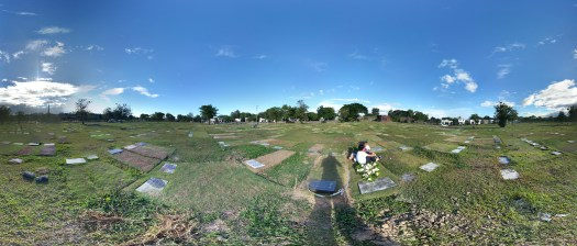 Photosphere: Loyola Memorial Park, Marikina