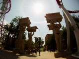 Universal Studio Singapore Egypt