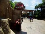 Universal Studio Singapore Jurassic Park