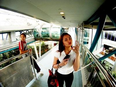 Singapore Flyer and Mitz