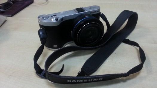Samsung NX300 (shot by Samsung Note 2)