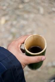 Organic Coffee in Organic Cup