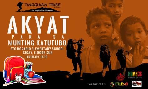 image credits to Melo Sanchez of Tingguian Tribe