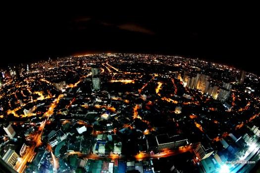 Overlooking Mandaluyong