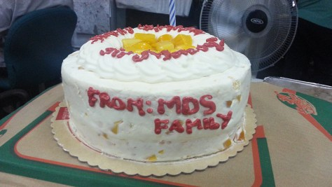 From MDS Family