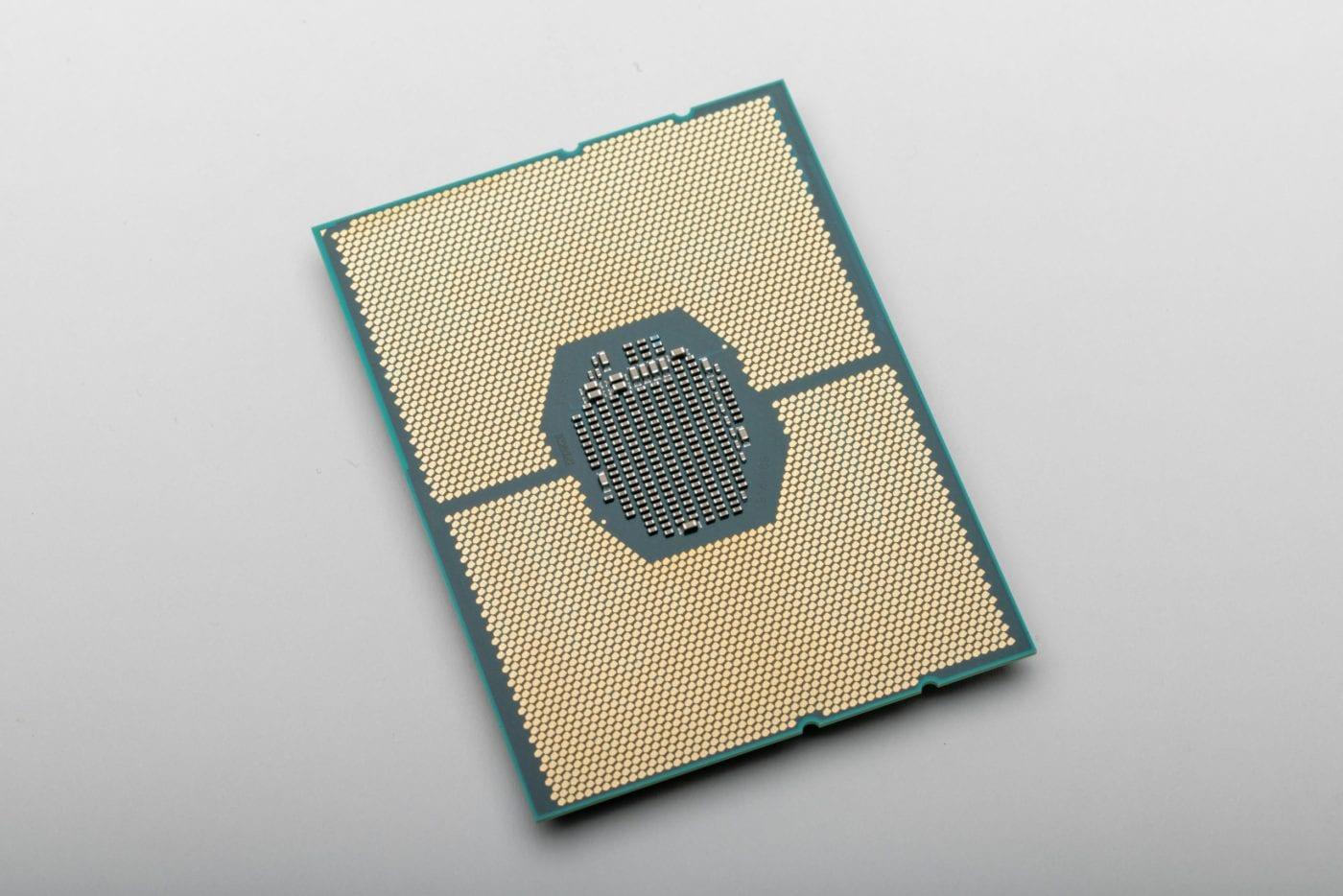 2019 Mac Pro – CPU