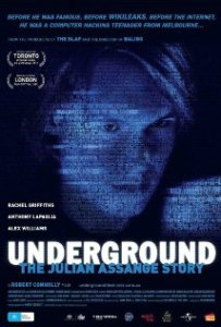 Underground : The Julian Assange Story (2012)