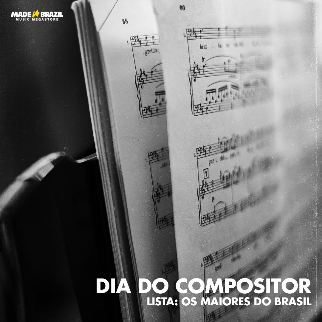 Dia do Compositor.