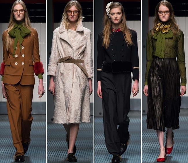 Gucci Fall/Winter 2015-2016 Collection - Milan Fashion