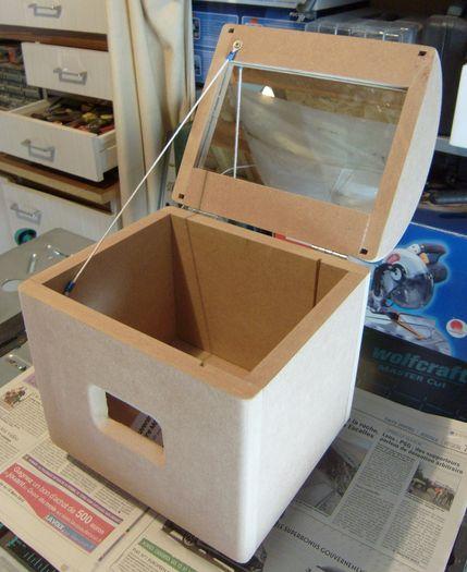 Fabrication Dun Coffre En Bois Cadeau De Mariage