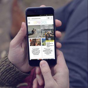 mobile UX design for pop-ups