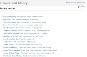 Finance   Money