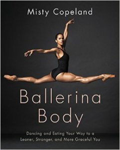 Ballerina Body book cover