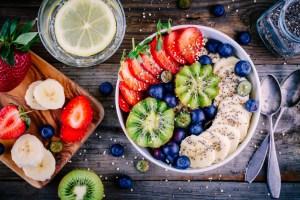 Bowlcake pour un petit déjeuner équilibré