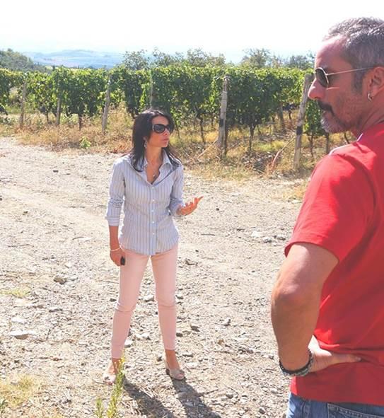 Montalcino Winery Map List